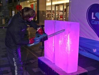 Ice sculptures - Alan Meeks 8