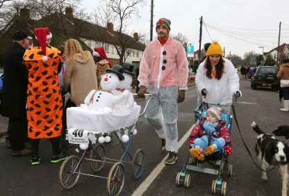 Windlesham Pram Race - Alan Meeks 12