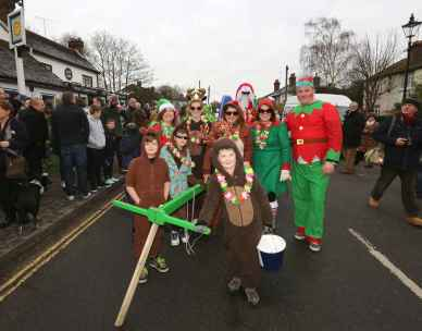 Windlesham Pram Race - Alan Meeks 13