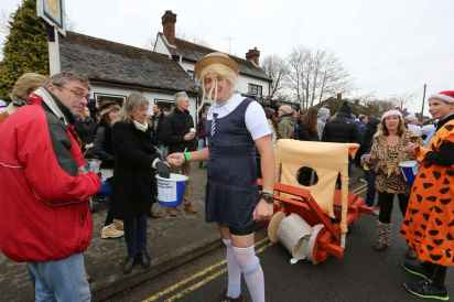 Windlesham Pram Race - Alan Meeks 15