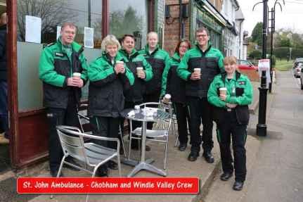 Windlesham Pram Race - Alan Meeks 2