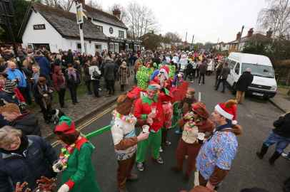 Windlesham Pram Race - Alan Meeks 21