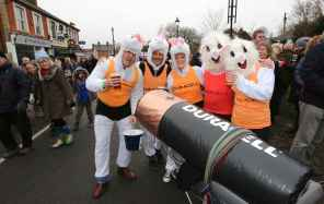 Windlesham Pram Race - Alan Meeks 26