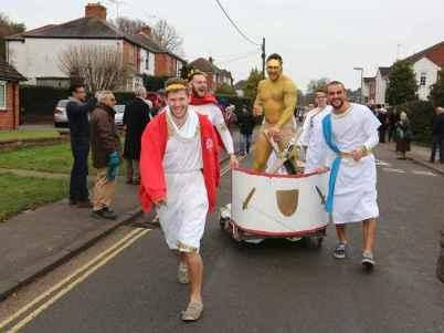 Windlesham Pram Race - Alan Meeks 30