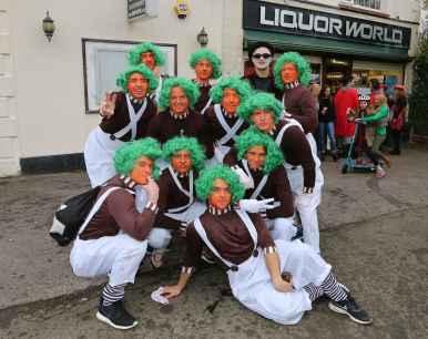 Windlesham Pram Race - Alan Meeks 42