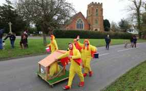 Windlesham Pram Race - Alan Meeks 48