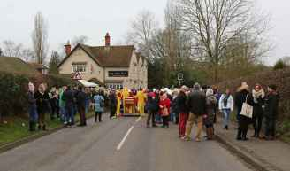 Windlesham Pram Race - Alan Meeks 49