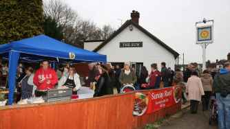 Windlesham Pram Race - Alan Meeks 5