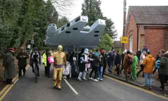 Windlesham Pram Race - Alan Meeks 69
