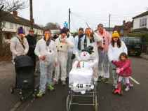 Windlesham Pram Race - Alan Meeks 7