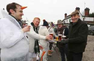Windlesham Pram Race - Alan Meeks 8