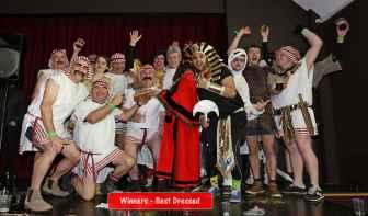 Windlesham Pram Race - Alan Meeks 83