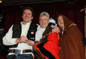 Windlesham Pram Race - Alan Meeks 86