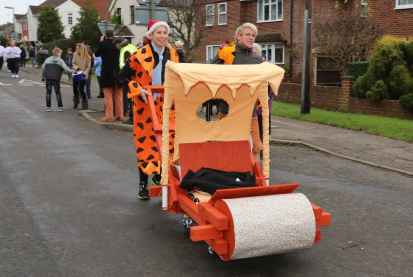 Windlesham Pram Race - Alan Meeks 9
