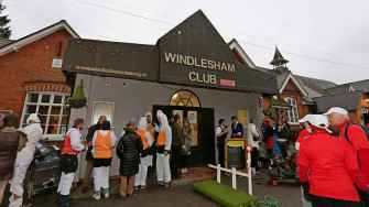 Windlesham Pram Race - Alan Meeks 95