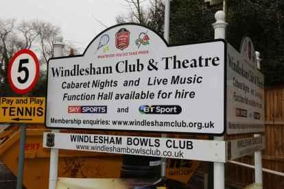 Windlesham Pram Race - Alan Meeks 96