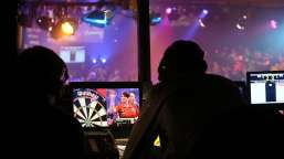 Darts Saturday - Alan Meeks 37