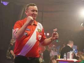 Darts Saturday - Alan Meeks 50
