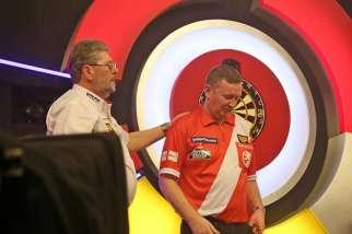 Darts Saturday - Alan Meeks 64