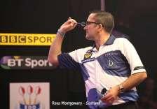 Darts Sunday afternoon - Alan Meeks 15