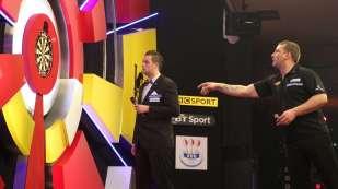 Darts Sunday afternoon - Alan Meeks 24