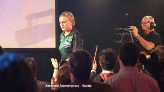 Darts Sunday afternoon - Alan Meeks 3