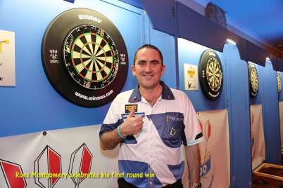 Darts Sunday afternoon - Alan Meeks 35