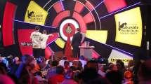 Darts Sunday afternoon - Alan Meeks 40