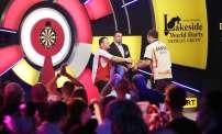 Darts Sunday afternoon - Alan Meeks 47