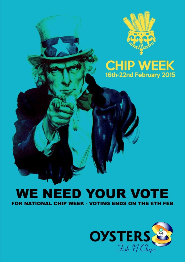 Oysters Chip Week 2015