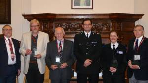 Neighbourhood Watch Award winners