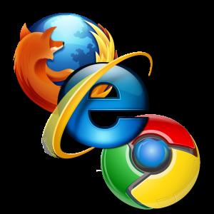Browswer Logo's