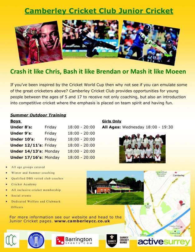 Camberley Cricket Club