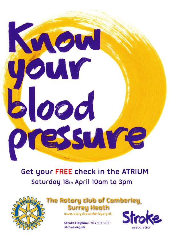Rotary Blood Pressure Event