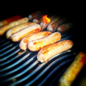 Sausage Saturday - Heatherhurst Grange