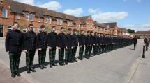 Gordon's School Inspection & Prizes 17