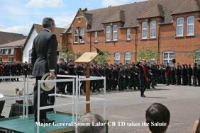 Gordon's School Inspection & Prizes 23