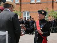 Gordon's School Inspection & Prizes 25