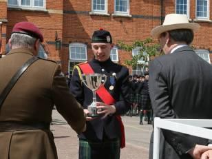 Gordon's School Inspection & Prizes 27