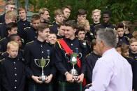 Gordon's School Inspection & Prizes 63