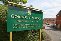 Gordon's School Inspection & Prizes 65