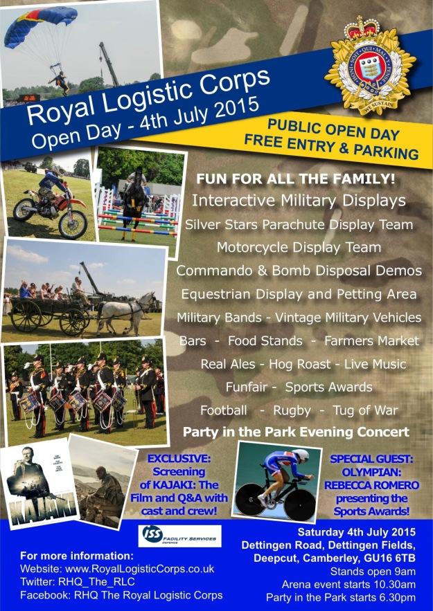 RLC Open Day 2015