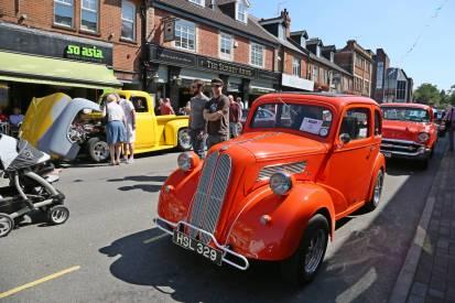 Camberley Car Show 2015 - 3