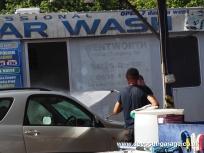 Deepcut Garage Charity Car Wash - August 2015 - 14