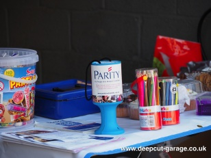Deepcut Garage Charity Car Wash - August 2015 - 17