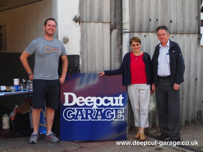 Deepcut Garage Charity Car Wash - August 2015 - 18