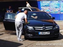 Deepcut Garage Charity Car Wash - August 2015 - 20