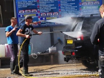 Deepcut Garage Charity Car Wash - August 2015 - 21