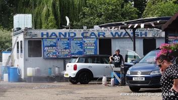 Deepcut Garage Charity Car Wash - August 2015 - 23