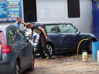 Deepcut Garage Charity Car Wash - August 2015 - 27